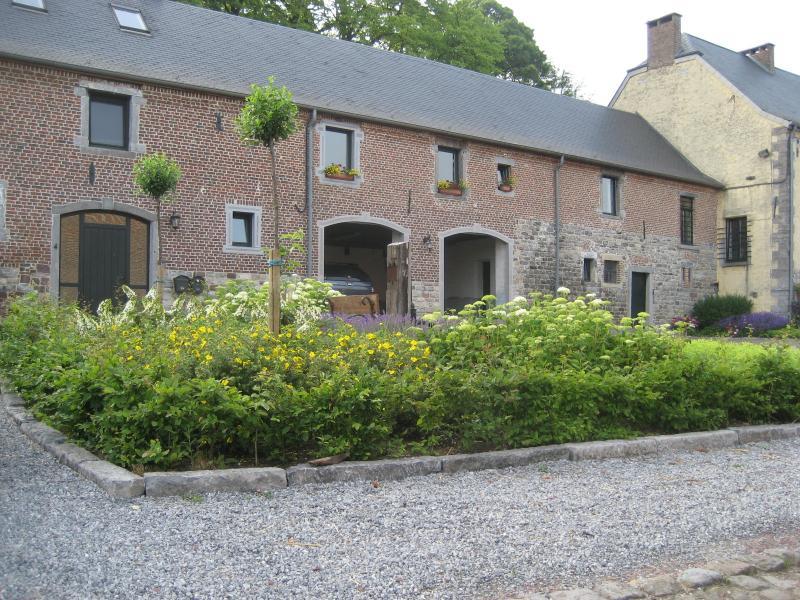 Pension ferme vieille maison for Exterieur vieille maison